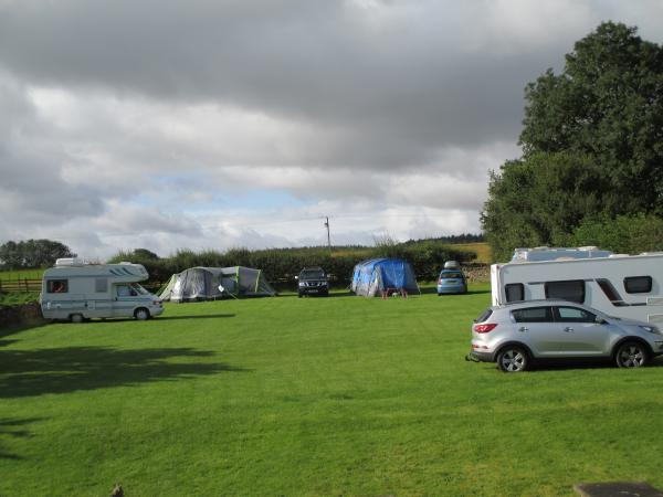 North Yorkshire - Camping & Caravanning